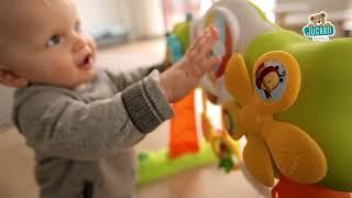 Bară de joacă pentru bebeluși 2in1 Arch Cotoons Sm