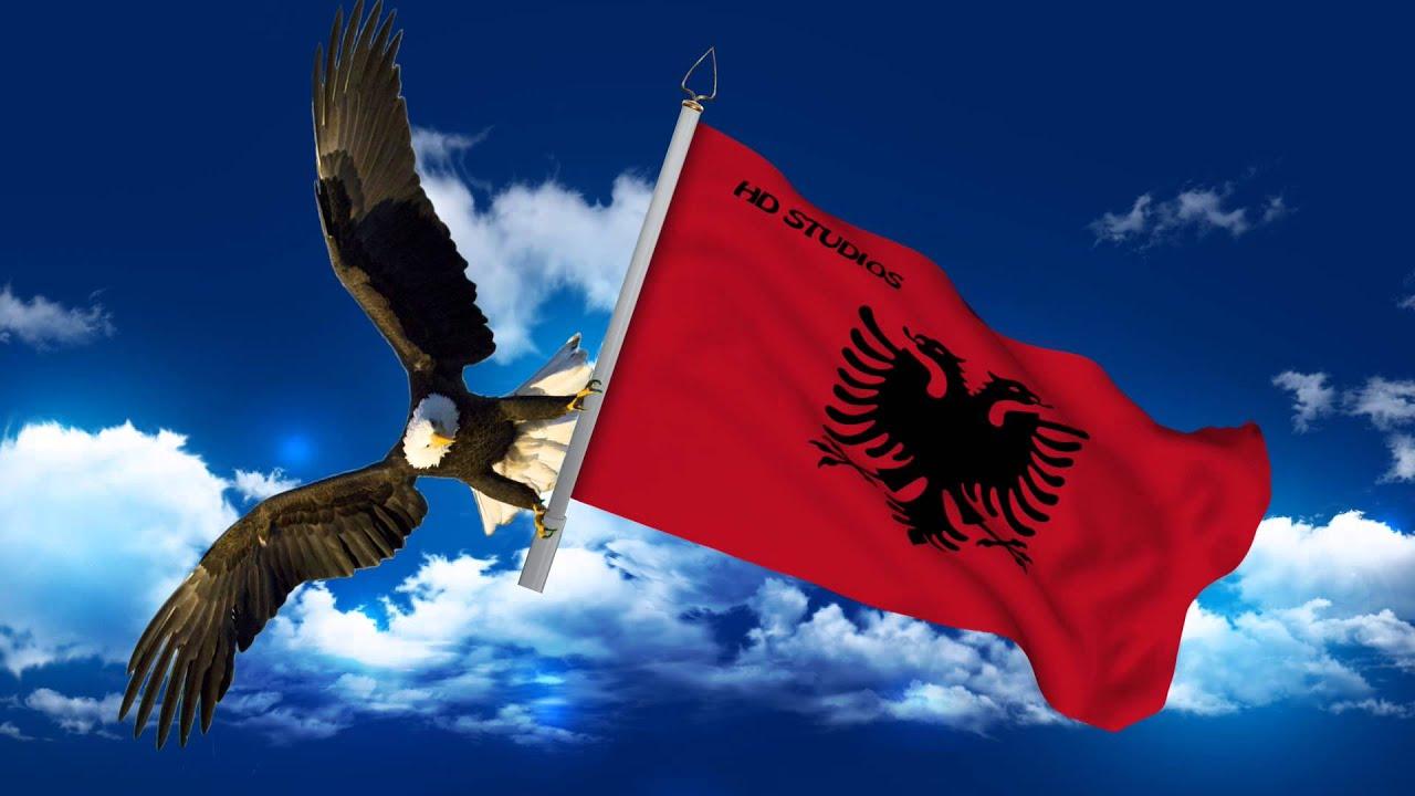 Albania Flag Gif