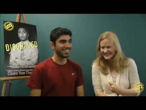 DISGRACED: An interview with Heidi Armbruster and Omar Maskati