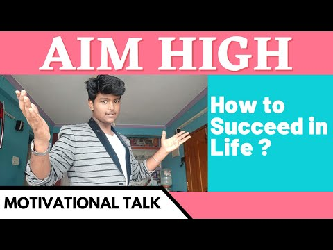 Aim High -- AR.Ramanathan