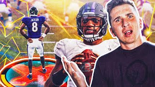 Lamar Jackson is even more glitchy in Madden 21 its crazy! Road To #1 Ep 2