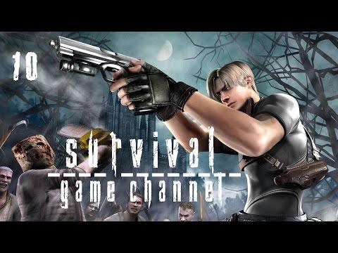 Resident Evil 4 Прохождение На Русском #10 — ФИНАЛ