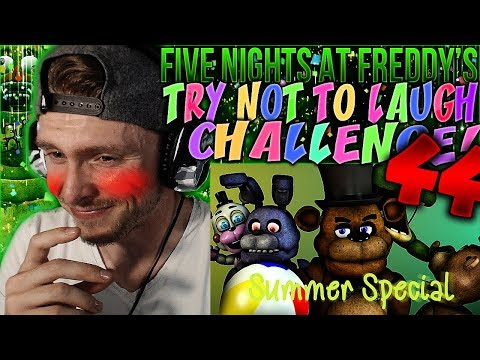 Vapor Reacts #655 | [FNAF SFM] FIVE NIGHTS AT FREDDY'S TRY NOT TO LAUGH CHALLENGE REACTION #44 thumbnail