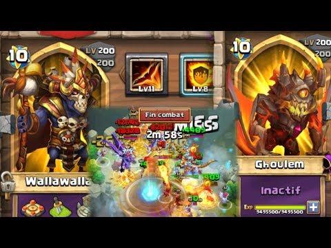 Ghoulem Ou Walla ? Castle Clash