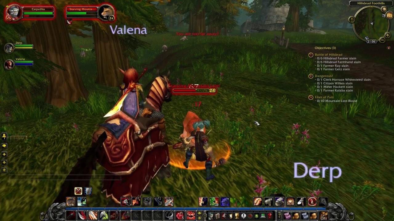 premium valinta halpaa alennusta hyvä World of Warcraft - Wrath of the Lich King Family Let's Play ...