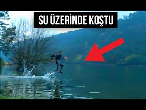 Dünyanın en hızlı ve yetenekli insanları - Su üzerinde koşmak?