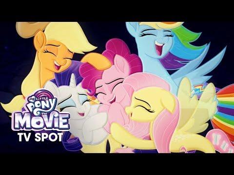 My Little Pony: The Movie (2017) Official TV Spot – 'Generations' - Emily Blunt, Sia, Zoe Saldana