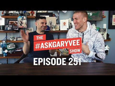 Mason Plumlee, Athletes on Social Media & Improving Your Jump Shot | #AskGaryVee 251