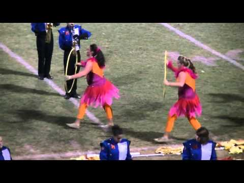 2014 Marshall County Marching Marshals Show --- Cirque
