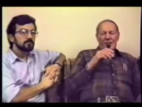 Possibly credible story of government worker involved in time travel. Al bilek