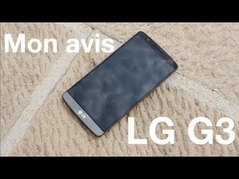 Mon avis sur le LG G3 après 3 semaines d