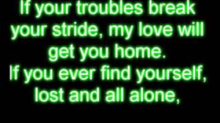 My love will get u home-Christine Glass (plus lyrics)