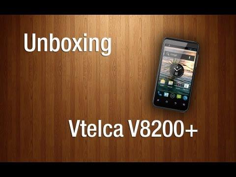 Unboxing - Vtelca V8200+