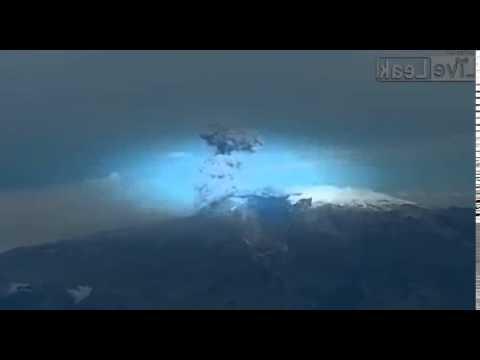 Colombia's Nevado del Ruiz Volcano Eruption