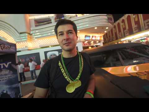 LoanMart Car Title Loans Racing takes over The Fremont Street Experience in Las Vegas