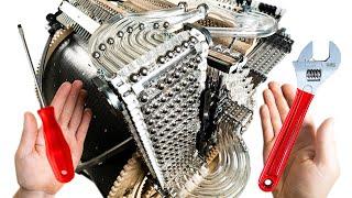 Marble Conveyor Belt Repair - Marble Machine X #130