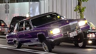 I Attended a Japanese Lowrider Takeover in Tokyo