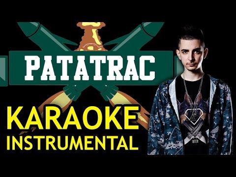 Madman: PATATRAC (Karaoke - Instrumental)