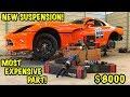 "Rebuilding A Wrecked 2014 Dodge Viper TA ""TIME ATTACK"" PART 8"