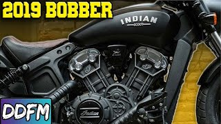 Want The 2019 Indian Scout Bobber? Watch This First!