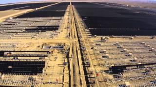 Topaz Solar Farms Construction Site