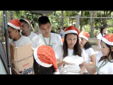 HNU Christmas Department ID 2014 - College of Nursing and Medical Technology