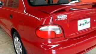 1998 HYUNDAI Accent 4dr Sdn GL Auto