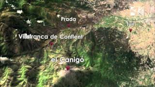 Los Pirineos desde el aire 1