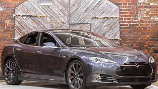 2016 Tesla Model S P90D with Ludicrous Mode - G124536 - Exotic Cars of Houston