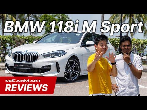 2020 BMW 1 Series 118i M Sport Singapore | sgCarMart Reviews