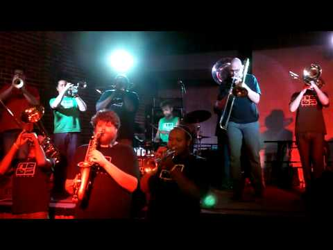 No BS! Brass - Dr. Wiley Live at the Rocket Club i...