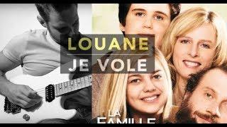 Louane - Je Vole - cover instrumental guitare
