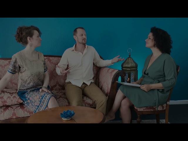 Healing through Touch: Part 1 of 7