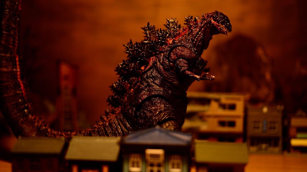 Download Godzilla StopMotion