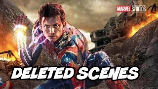 Spider-Man Far From Home All New Deleted Scenes Extended Cut Breakdown