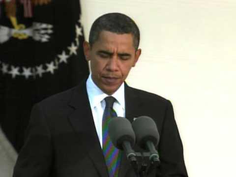 President Barack Obama Awarded Nobel Peace Prize