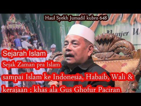 KH Abdul Ghofur ; sejarah, kisah, cerita, & Dongeng keIslaman ala Gus Ghofur di Troloyo