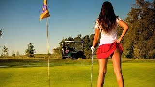 When GOLF GONE WRONG! Most hilarious golf fail moments caught on camera