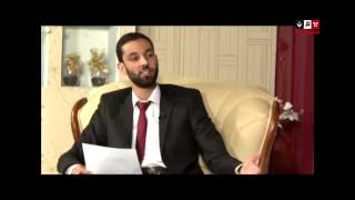 لقاء خاص  أ مشير المصري   عضو المجلس التشريعي الفلسطيني الجزء الثاني   26 12 2012