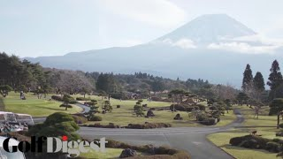 You Can Play a Round of Golf at the Base of Mt. Fuji | Eat. Stay. Love.