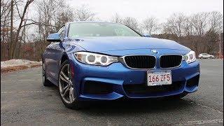 2014 BMW 428i X-Drive Review  - POV Test Drive and Walk Around