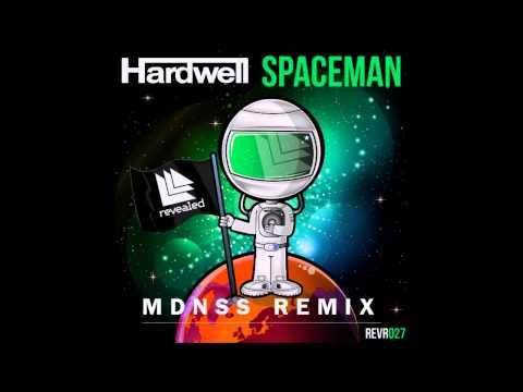 Hardwell - Spaceman (MDNSS Remix)