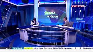 % 100 Futbol Fenerbahçe - Kasımpaşa 3 Aralık 2017