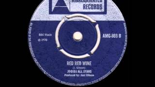 Red Red Wine - The Inmortals / Joe Gibbs All Stars (Amalgamated)