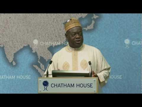 Mu'azu Babangida Aliyu on Nigeria's Unity and Regional Socio-Political Groups