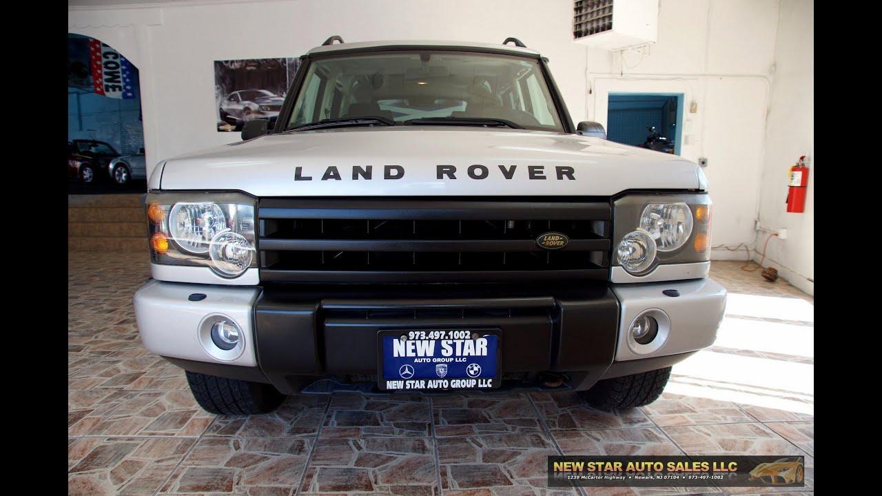 2003 Land Rover Discovery SE 4 6 V8