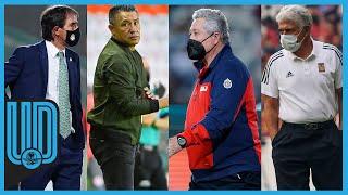 Dos técnicos dijeron adios a sus equipos luego caer en la antesala de la Liguilla, Tuca Ferretti y Nacho Ambriz, buscarán nuevos horizontes, nuevas metas y nuevas oportunidades.    #LigaMx #Tigres #León
