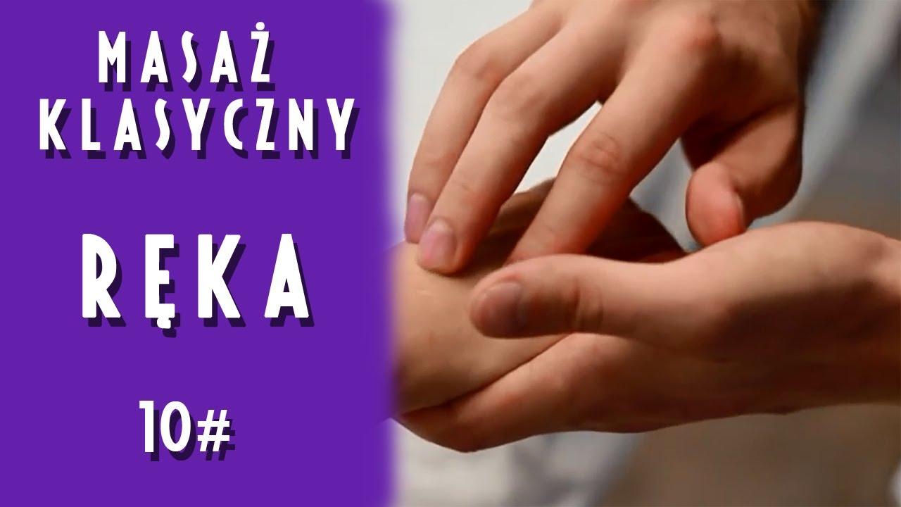 Projekt Masaż Masaż Klasyczny Ręka Youtube