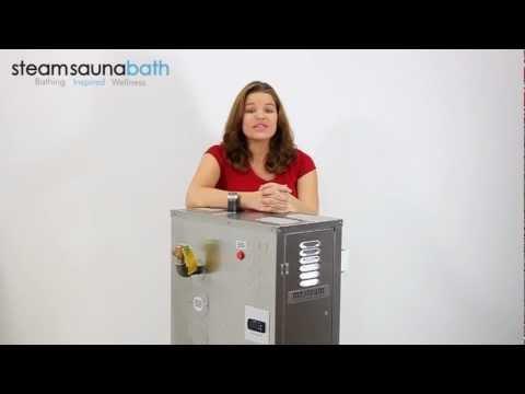 Mr CU4500 - CU Series Commercial Steam Bath Generator