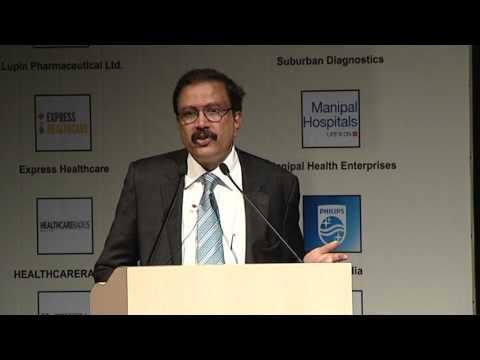Challenges in workforce management in Hospitals by Padamshri Dr Aazad Moopen Part 1